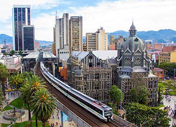 Hotel + Vuelo a Medellín