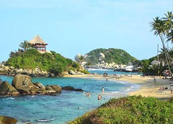 Hotel + Vuelo a Santa Marta