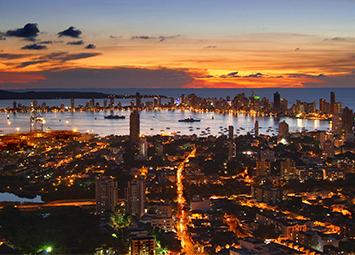 Hotel + Vuelo a Cartagena