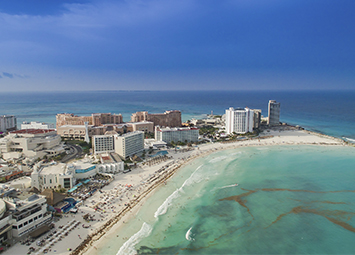 Promoción Hoteles en Cancún