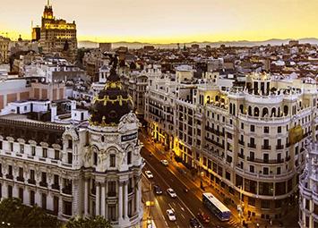Promoción Hoteles en Madrid