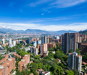 vuelos de Bogotá a Medellín