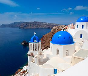 Cruceros/por las Islas Griegas desde Atenas
